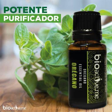 Aceite Esencial Orégano Bioactive