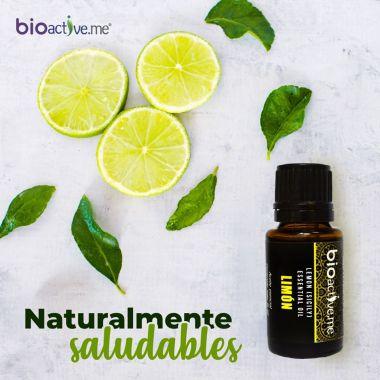 Aceite Esencial Limón Bioactive