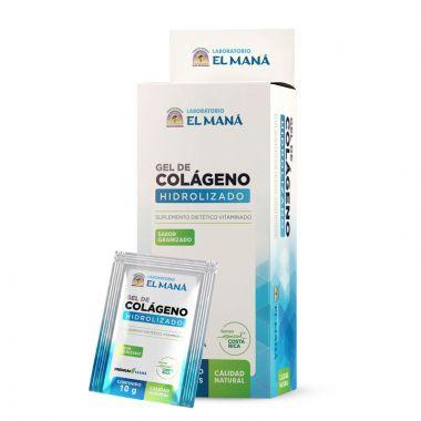 Colageno Hidrolizado Gel