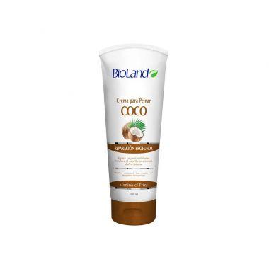Crema para peinar Coco Bioland