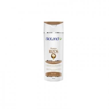 Shampoo Rizos Aceite de Tamanú