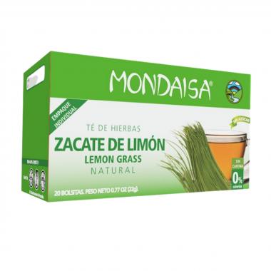 Té de Zacate de Limón