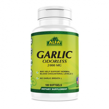 Garlic Odorless
