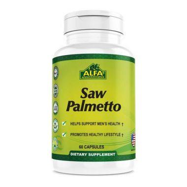 Saw Palmetto Alfa