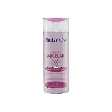 Shampoo Micelar Bioland 440ml