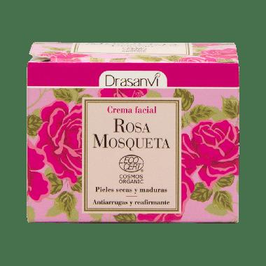 Crema facial Rosa Mosqueta