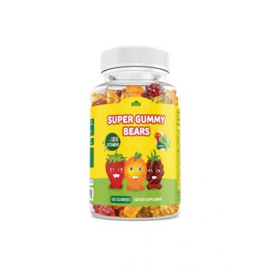 Super Gummy Bears