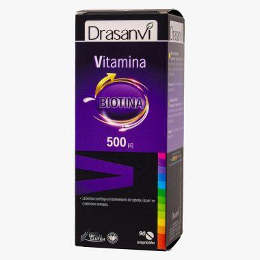 Vitamina Biotina Drasanvi