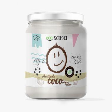 Aceite de coco Eco sana
