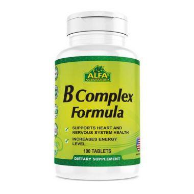 B Complex Formula Alfa