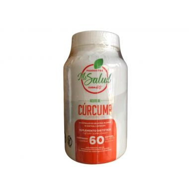 Mi salud Curcuma