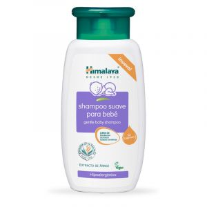 Shampoo Suave para Bebé Himalaya